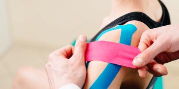 Kinesiotape y vendaje neuromuscular ¿Qué tienes que saber cómo paciente?